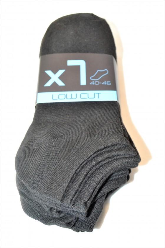 x7 Chaussette courte 18022